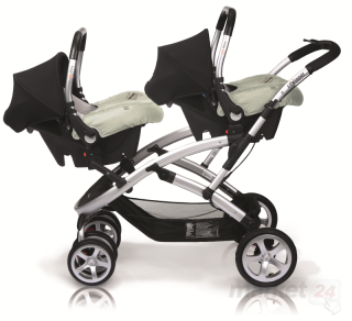 Casualplay - Set  STWINNER + 2 x Baby 0+ Bag - Ice